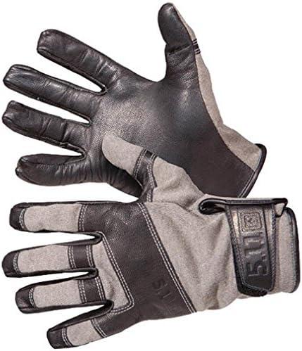5 11 59362 199 M TAC TF Trigger Finger Gloves with Mil Spec Defender M Fabric Medium Pine product image