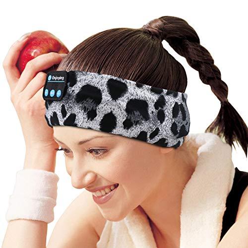 Bluetooth Headband Headphones Wireless Sleep Headphones, Music Sports Headband for Sleeping,Jogging,Workout,Yoga,Sleeping Headphones