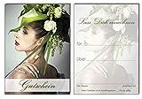 50 Gutscheine Green Nails Nagelstudio Kosmetikstudio