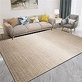 alfombras para bebé Cuadro Salon Grande Alfombra de Sala de Estar Dormitorio Alfombrillas de Noche rectangulares cómodas y Suaves alfombras para dormitorios 40X60CM 1ft 3.7' X1ft 11.6'