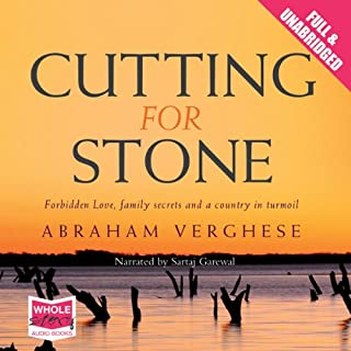 Cutting for Stone cover art