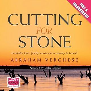 Cutting for Stone Titelbild