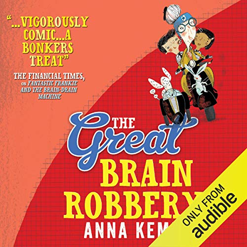 The Great Brain Robbery Titelbild