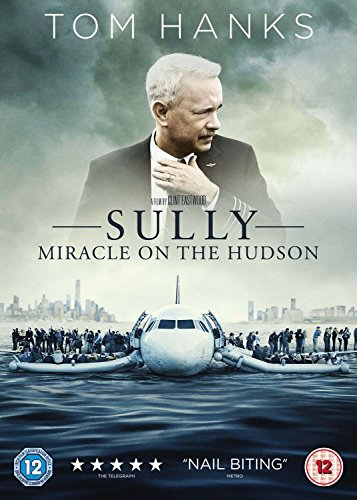 Sully: Miracle on the Hudson [DVD] [2017] UK-Import, Sprache-Englisch