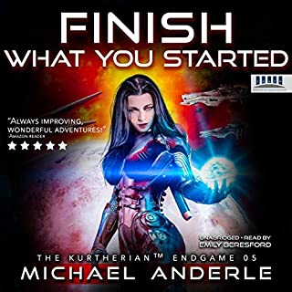 Finish What You Started cover art