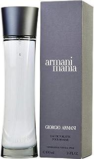 Giorgio Armani Mania fragrance for men by Giorgio Armani Eau De Toilette Spray 3.4 oz