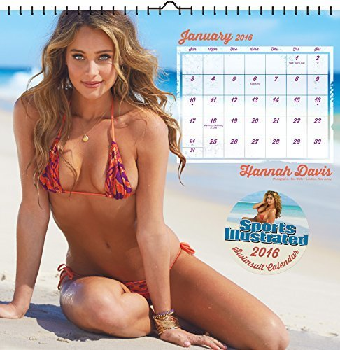 Sports Illustrated Swimsuit 2016 Art Calendar by Trends International (2015-08-01)