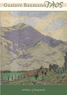 Gustave Baumann: Taos: A Folio of Notecards