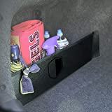 RED SHIELD Auto Trunk Organizer for Car, SUV, or Minivan, Shelf with Elastic Straps, Make Extra Storage & Compartment in Your Trunk Easily, Waterproof Durable Non-Slip Portable, 22.4 x 7.08 inches