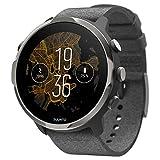 Suunto 7 Reloj Inteligente versátil para Practicar Deporte con Wear OS de Google, Unisex-Adulto, Gris (2 Correas), Talla única