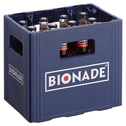 Bionade Holunder MEHRWEG, (12 x 330 ml)