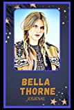 Journal: Bella Thorne Inspired College Ruled Notebook for Writing ( 6x9, Thick Paper, 120 Pages )