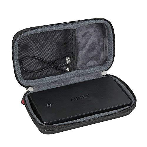 Hermitshell capa rígida de viagem de EVA para AUKEY 30000mAh / 20000mAh universal portátil externo