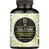 BeSoHappy® Kalzium mit Magnesium, Zink und...