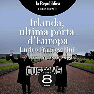 Irlanda, ultima porta d'Europa copertina