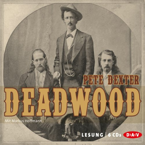 Deadwood [German Edition] cover art
