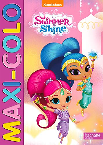 Shimmer & Shine - Maxi colo
