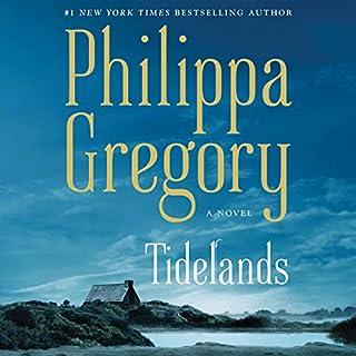 Tidelands audiobook cover art