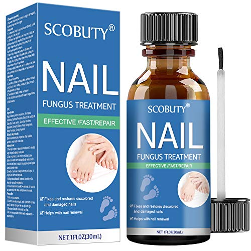 Fungus Nail Treatment,Nail Fungus Treatment for Toenail,Nail Repair,Toe Fungus Nail Treatment Extra Strength,Fungal Toenail Care Solution for Damaged Nails