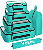 Best Packing Cubes: Veken 6 Set Packing Cubes