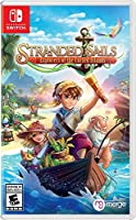 Stranded Sails - Explorers of the Cursed Islands (輸入版:北米) – Switch