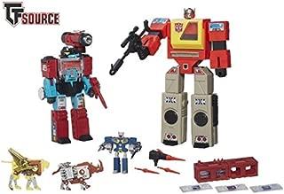 Transformers Hasbro Platinum Edition Autobot Intell Ops Blaster & Perceptor