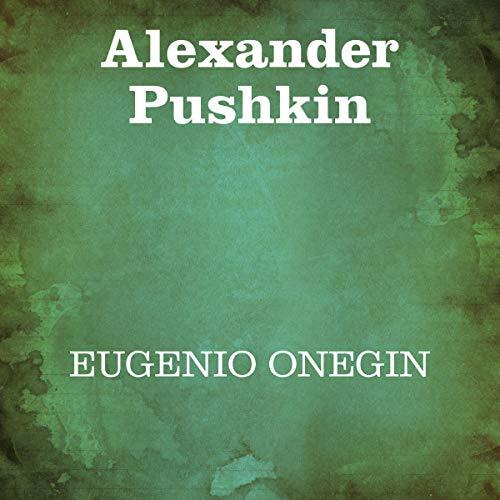 Eugenio Onegin cover art