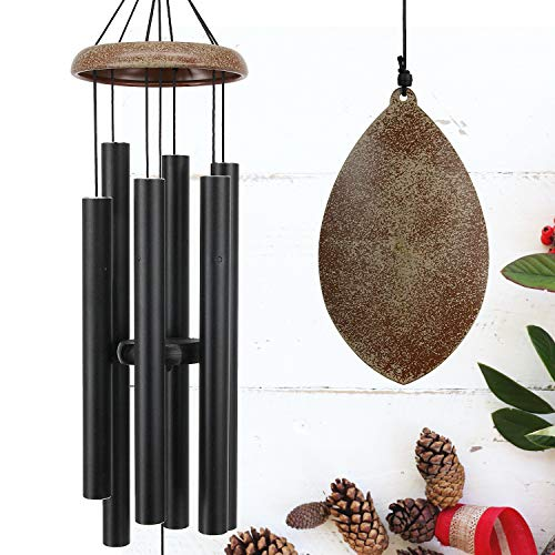 ASTARIN Wind Chimes Outdoor Deep Tone, 35 Inch Wind Chimes, Memorial Wind Chimes as Sympathy Gift,...
