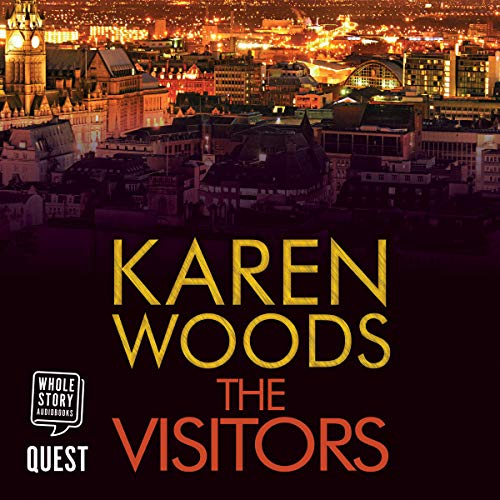 The Visitors                   By:                                                                                                                                 Karen Woods                               Narrated by:                                                                                                                                 Stewart Crank                      Length: 10 hrs and 57 mins     1 rating     Overall 1.0