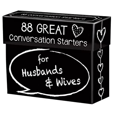 Christian Art Gifts Conversation Starters for Husbands & Wives