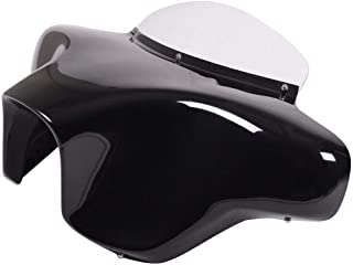 Vector Batwing Fairing Kawasaki Vulcan 900 Classic and VN900 LT Motorcycle Batwing Fairing 4-5 1/4
