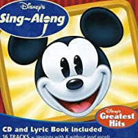 Sing a Long Disneys Greatest
