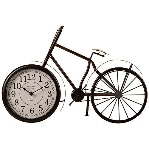 Retro-Uhr! Vintage im Fahrrad-Stil