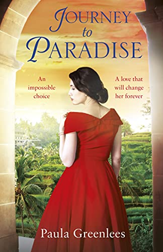 Journey to Paradise by [Paula Greenlees]