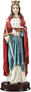 St. Dymphna Statue- Patron of Depression and Emotional Disorders