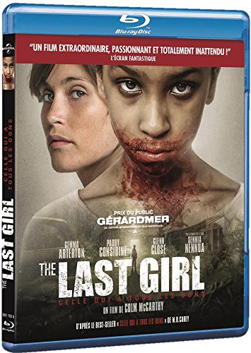 The Last Girl-Celle Qui a Tous Les Dons [Blu-Ray]
