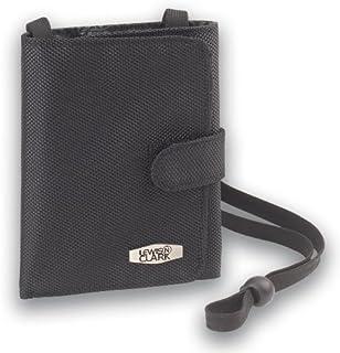 Clark Travel collection RFID aluminium portefeuille Lewis N argent #1201SIL