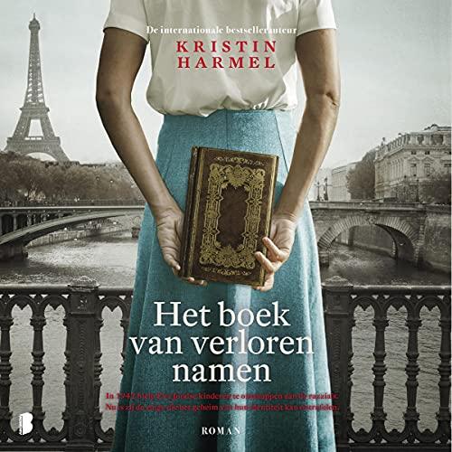 Het boek van verloren namen cover art