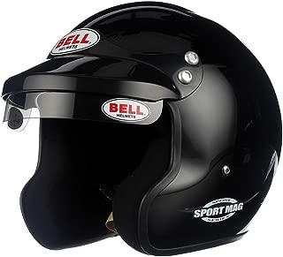 Bell 426016 SPORT MAG BLACK 3X-LARGE (65-66) SA2015 V.15 BRUS HELMET