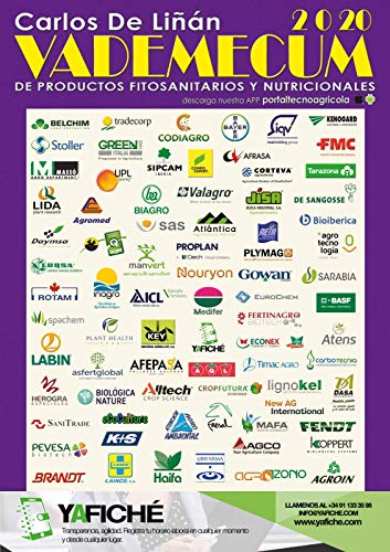 VADEMECUM DE PRODUCTOS FITOSANITARIOS Y NUTRICIONALES 2020