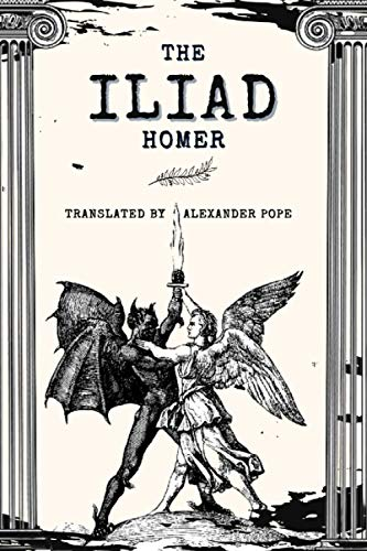 The Iliad: with original illustrated