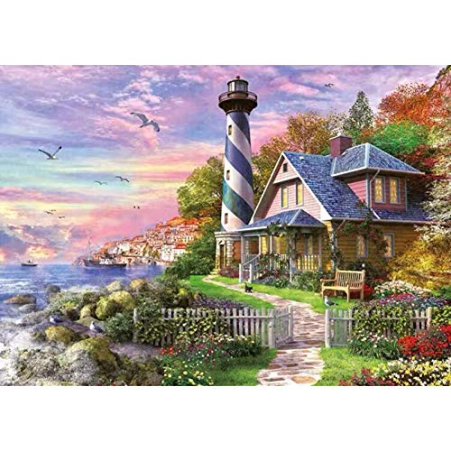 5D DIY Diamond Painting Embroidery Landscape Animal Cross Stitch Embroidery Crafts Town Map Home Decoration Square 40x50cm