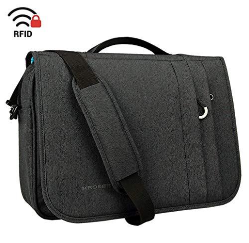 Laptop Tasche 16 Zoll Schultertaschen Business Aktentasche Wasserabweisend Umhängetasche...