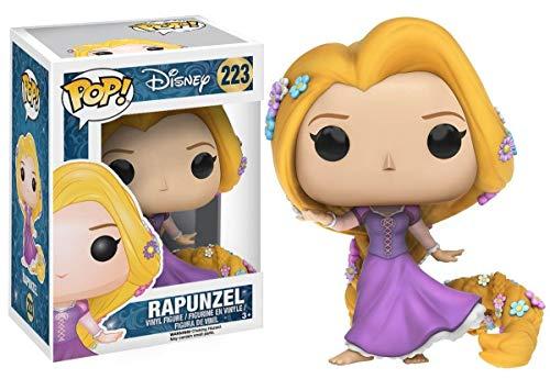 Figura Pop Disney Enredados Rapunzel