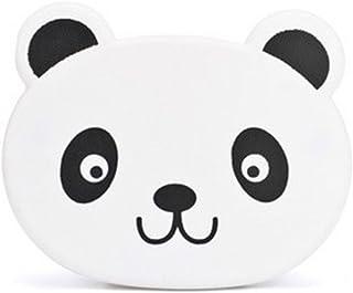 WINOMO Tisch für Autorücksitz mit Getränkehalter Panda Design (Weiß)
