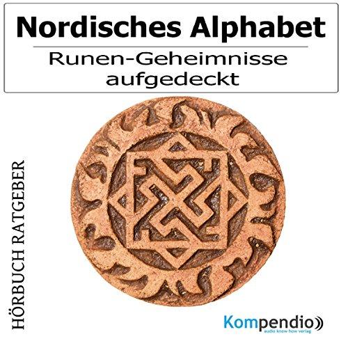 Nordisches Alphabet audiobook cover art