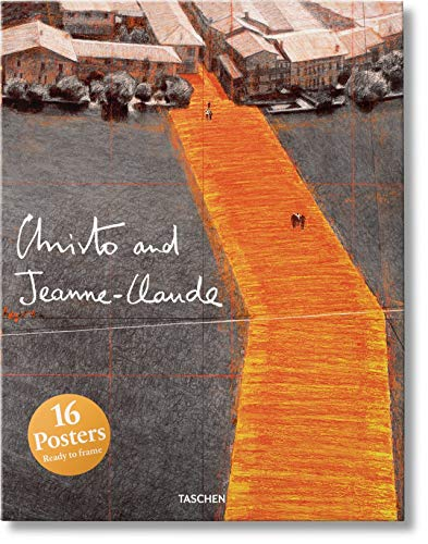 Christo and Jeanne-Claude. Poster Set: PX (PRINT SET)