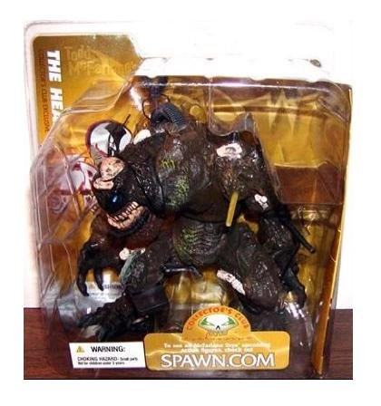 McFarlane Collectors Club Exclusive Spawn The Heap Figure