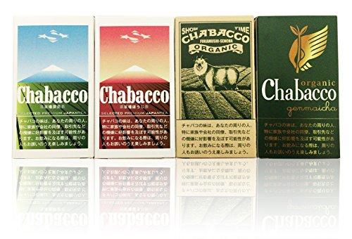 Chabacco チャバコ 4種セット