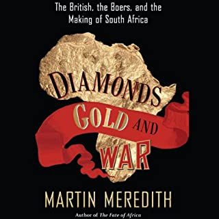 Diamonds, Gold, and War cover art